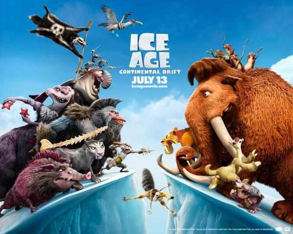 ice age red horn - photo #14