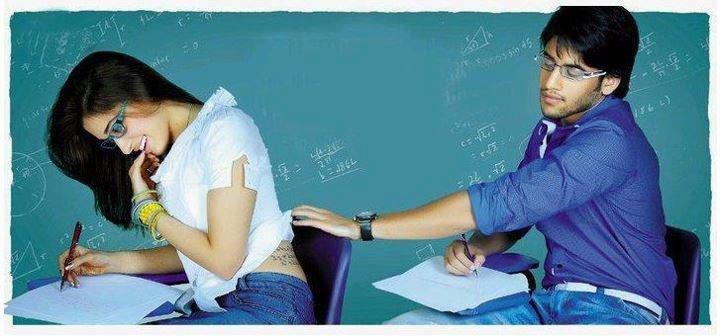 نامزد متقلب و لخت كردن كمر دختر و تقلب در امتحان