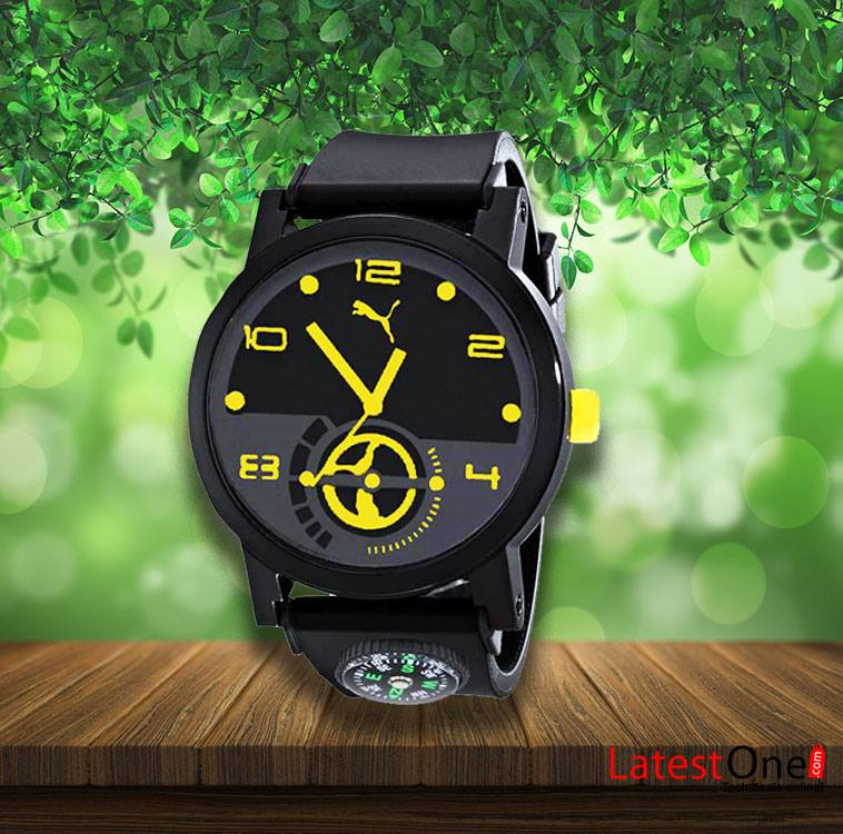 WOW !! Stylish Men's Fashion Sports Watch