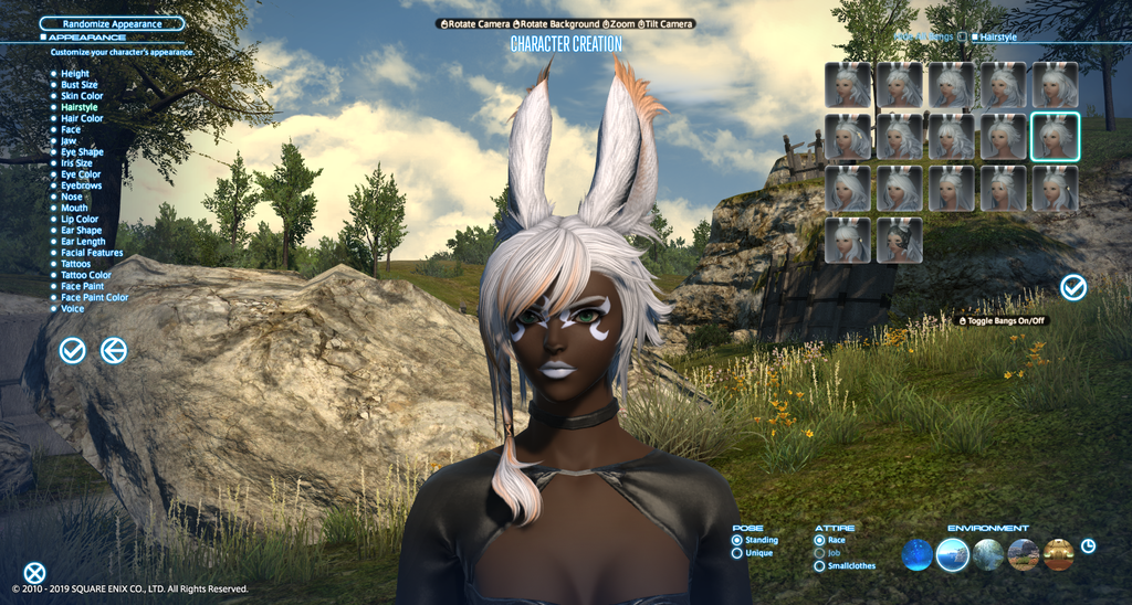 Space Husbands - [ffxiv] Obligatory remade my character as a Viera