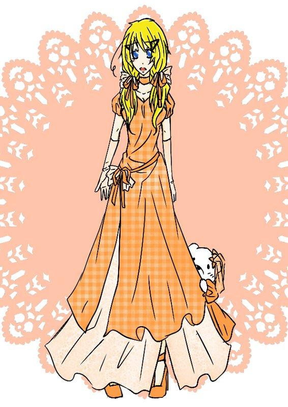 橙色新娘:瑪莉安(馬修性轉)-溫柔和平