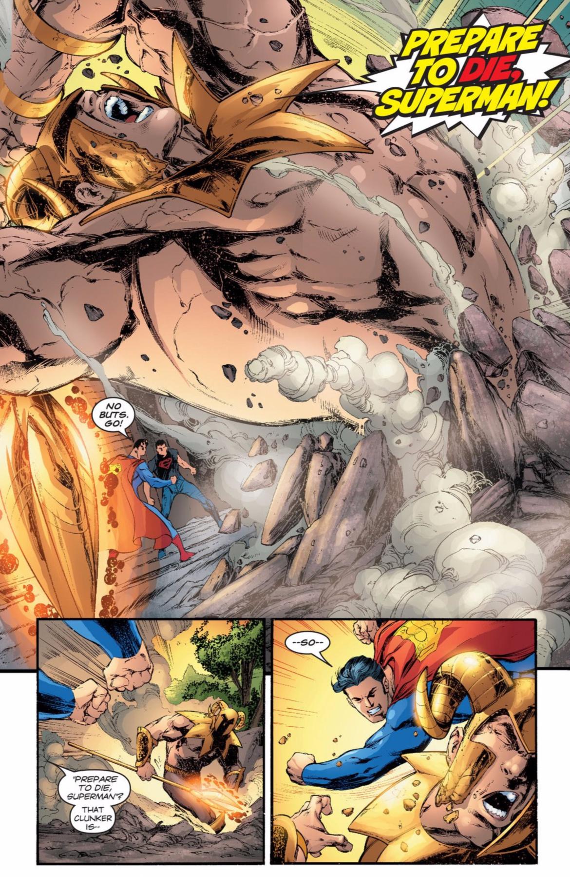 hercules vs superman - HD1024×1563