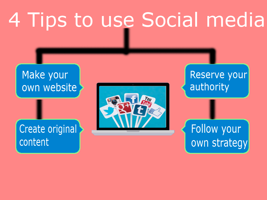 tips for use social media