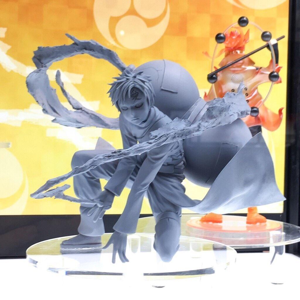 愛丘:制止住自己【メガホビEXPO】 #火影忍者G.E.M. 新模型原型