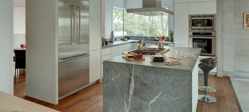 Innovative Kitchen Designs and Styles with latest Italian Kitchen Cabinets at Cesar NYC