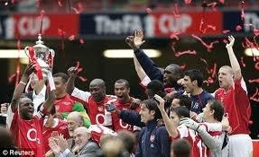 Juara FA Cup 2004-2005