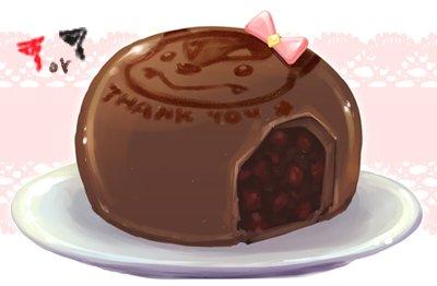 巧克力草莓蛋糕[7/2/2013]