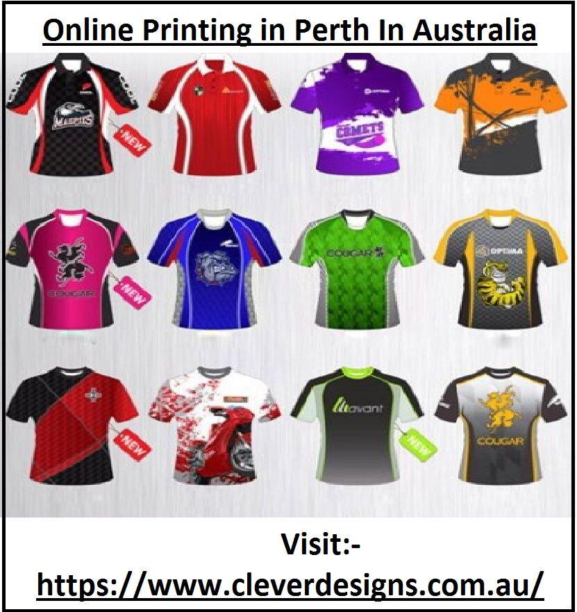 Online Printing in Perth In Australia