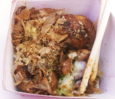 isi takoyaki