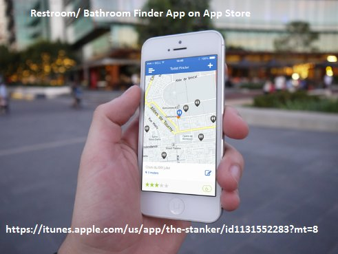 Charmant The Stanker Corporation Can Help You Find The Nearest Toilet As Simply And  Quickly As Possible! Check Out Our Restroom Finder Apps Designed To Help  You Find ...