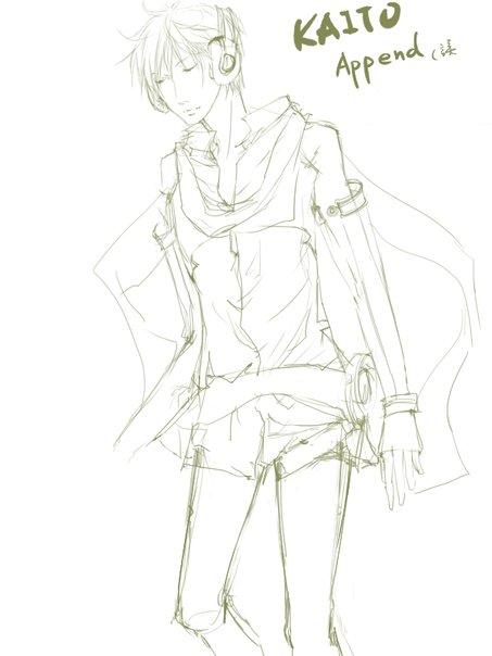 kaito手绘