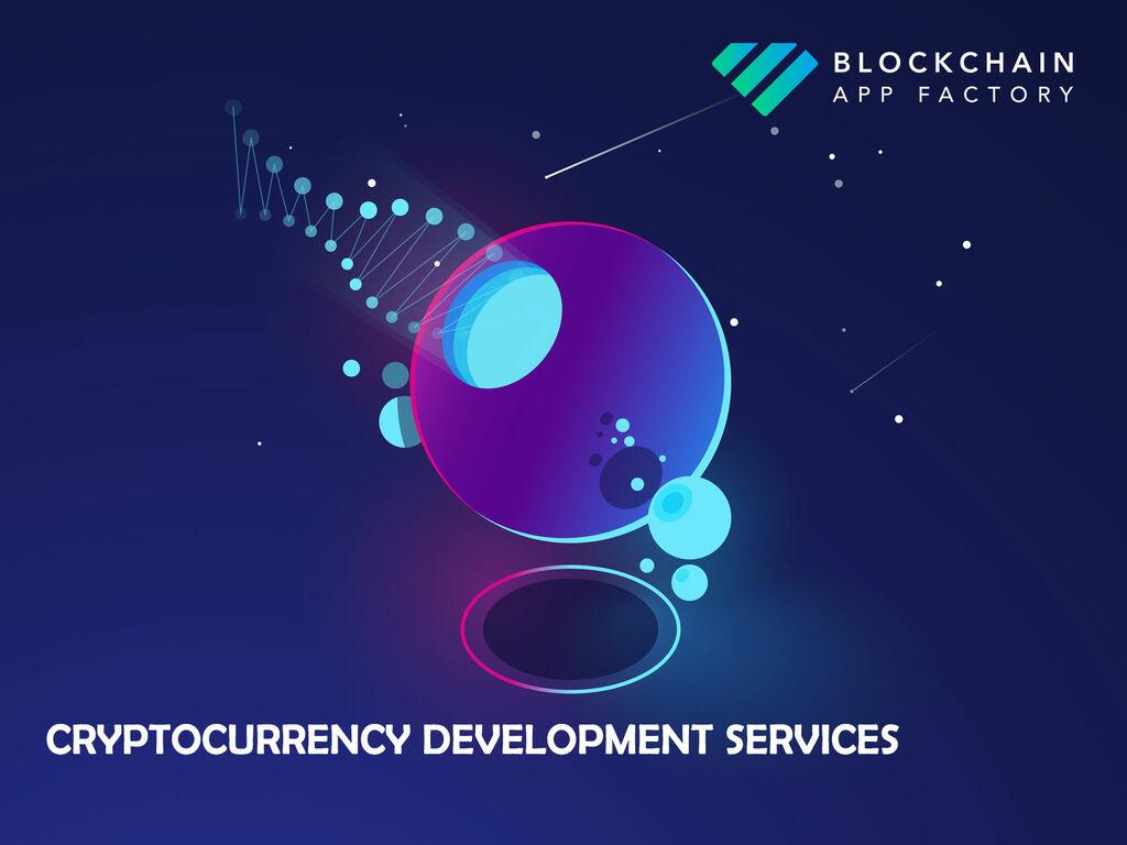 michaelmccna - Blockchain App Factory, a cryptocurrency