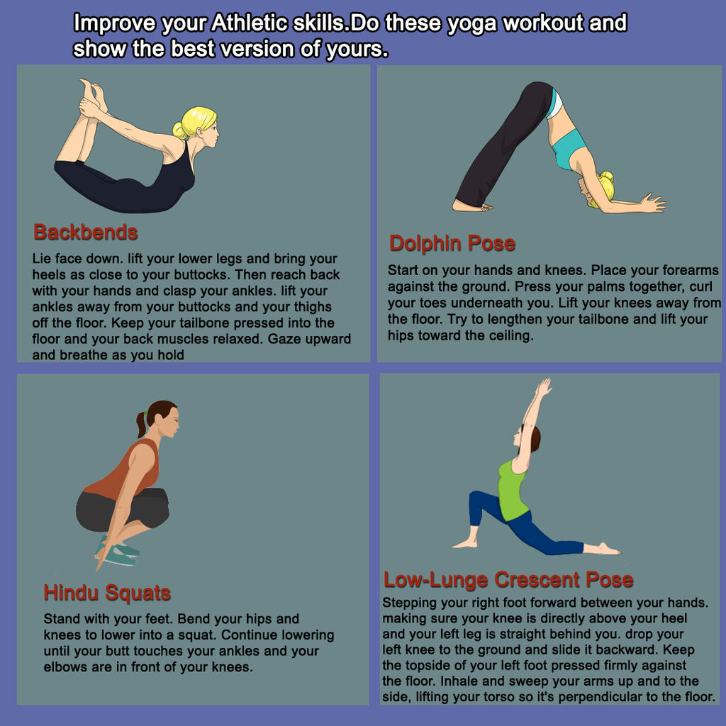 sanjeev - Improve your Athletic skills Do these yoga workout
