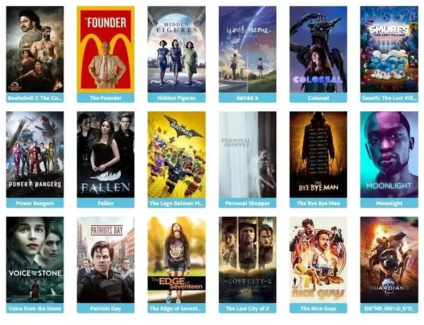 download free movies online without registration
