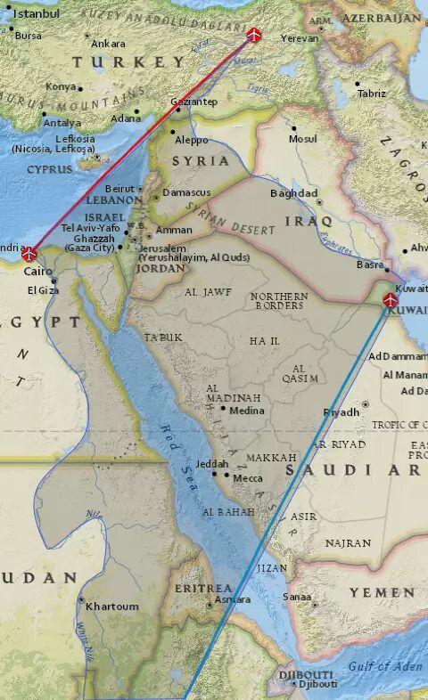 Lähi-Idän Rauha ja Aabrahamin Lupaukset