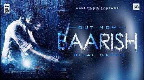 mrjattin is Baarish - Bilal Saeed - Mr-Jatt Com Free mp3