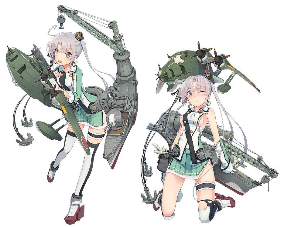 神無 kei - 「新艦娘」の実装○雲...