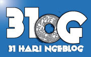 31 hari ngeblog