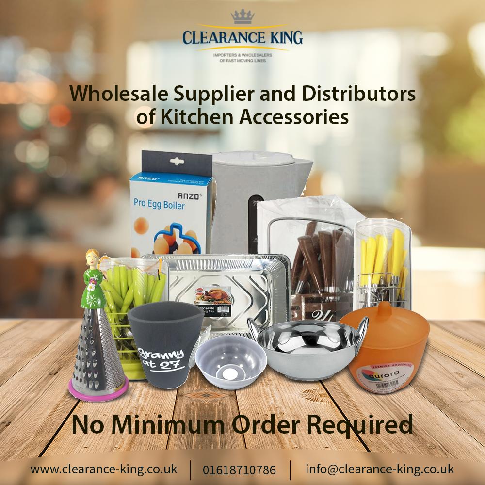 Clearancekinguk - Wholesale Kitchenware Products Supplier in UK