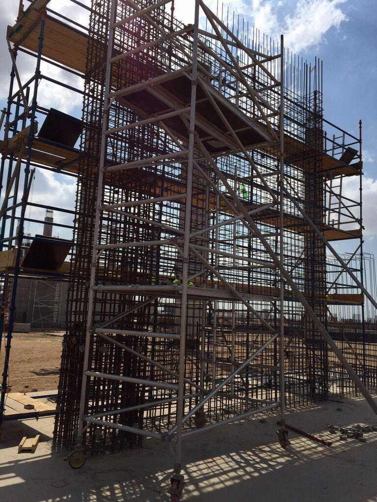 Banoscaffolding - aluminium scaffolding suppliers in uae
