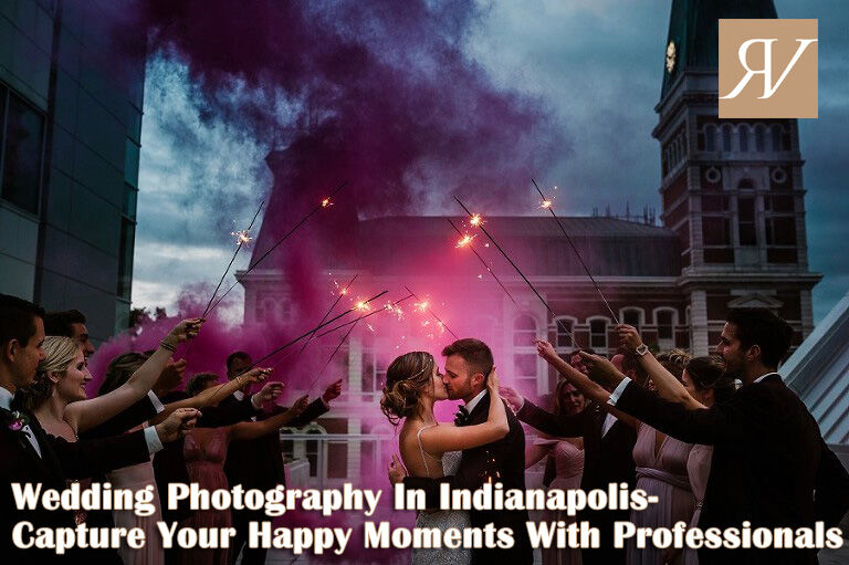 Wedding Photography In Indianapolis