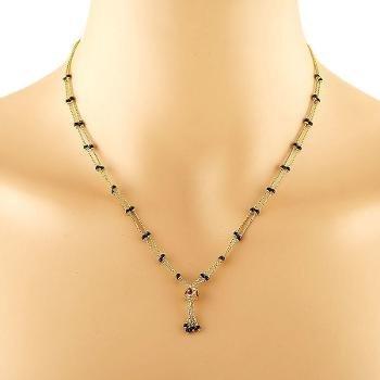 Vcmg 22kt Gold Mangalsutra Designs Online Hindu Mahar