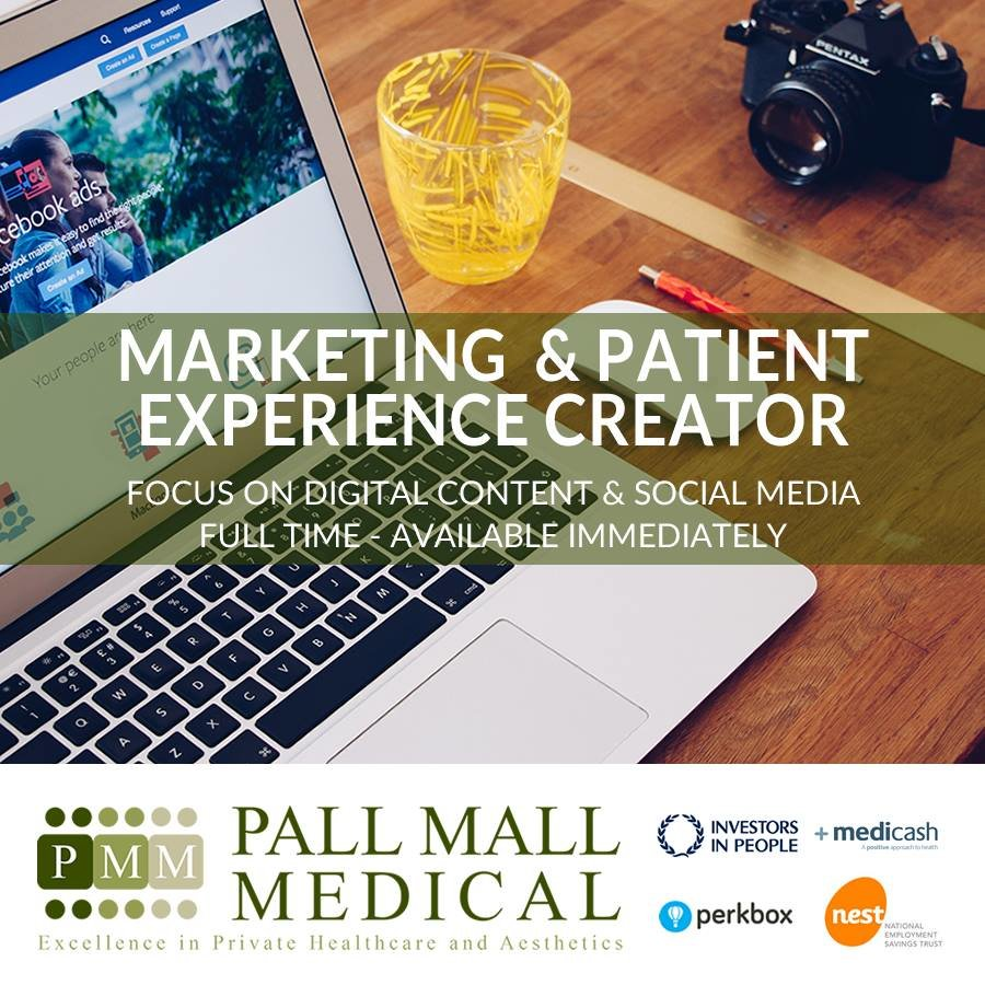 pallmallmedical - PERFECT Opportunity For You! WE'RE HIRING