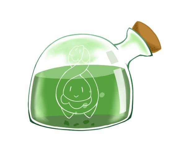 壺壺特製的樹果果汁 - 綠色(酸味)(27/12/2012)