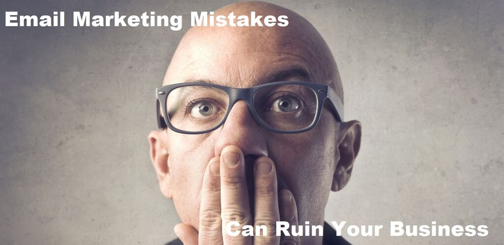 email marketing, email marketing business, email marketing mistakes