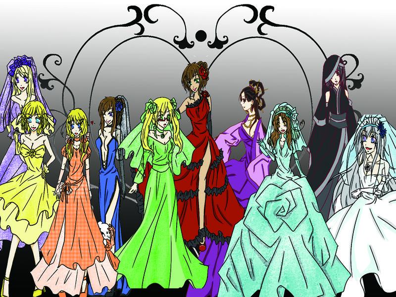 世界的新娘