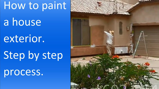 to paint exterior of a house how to paint exterior of a stucco house. Black Bedroom Furniture Sets. Home Design Ideas