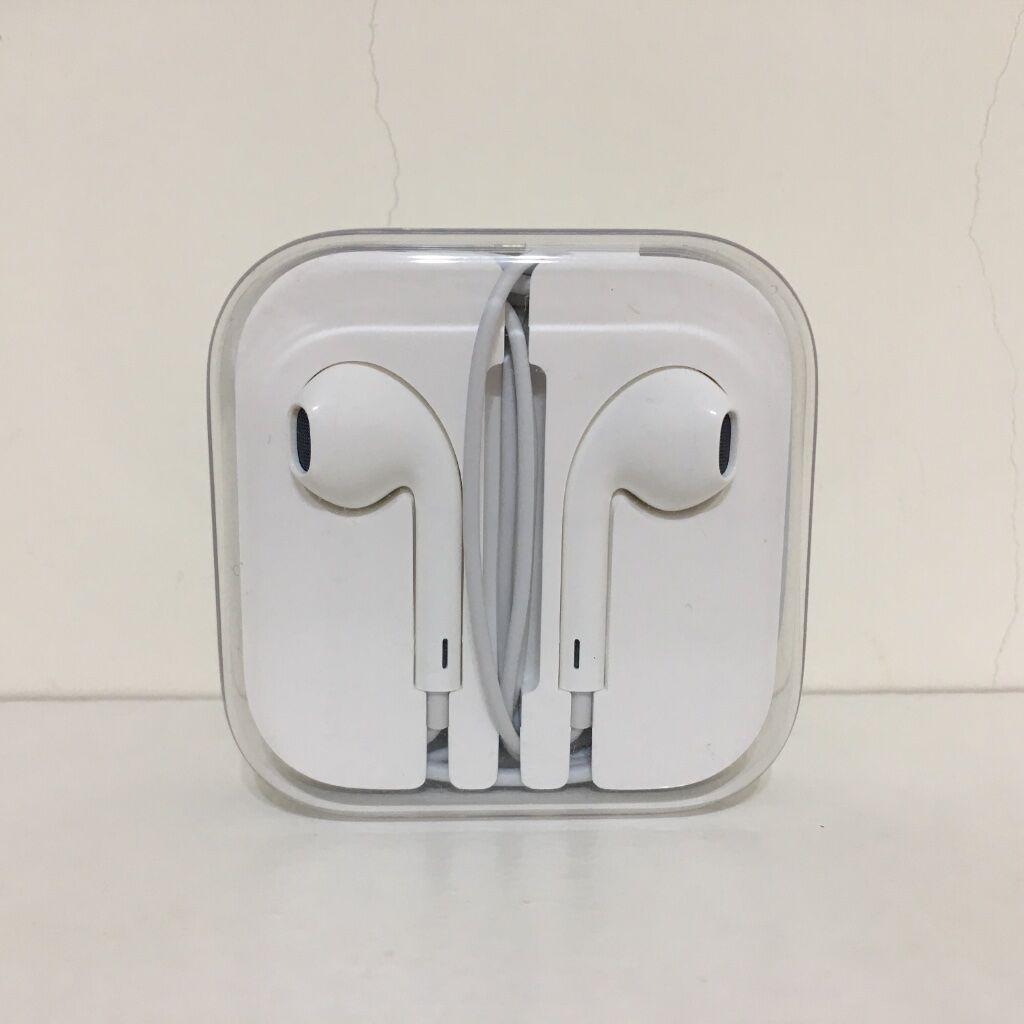 [販售] 基隆 EarPods 3.5mm 耳機 全新
