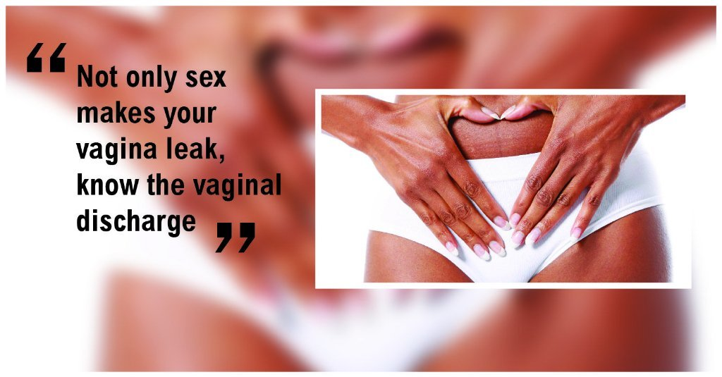 Is Vaginal Discharge Normal? - PillsBills