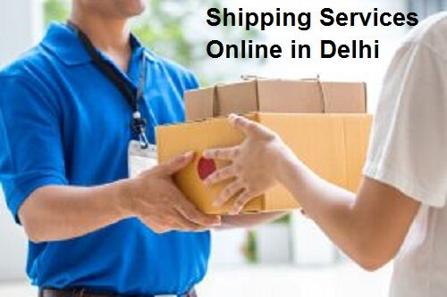 Shipping Services Online in Delhi