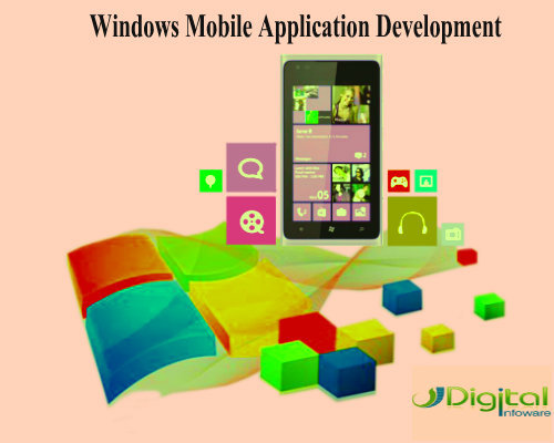 mobile application development for windows mobile
