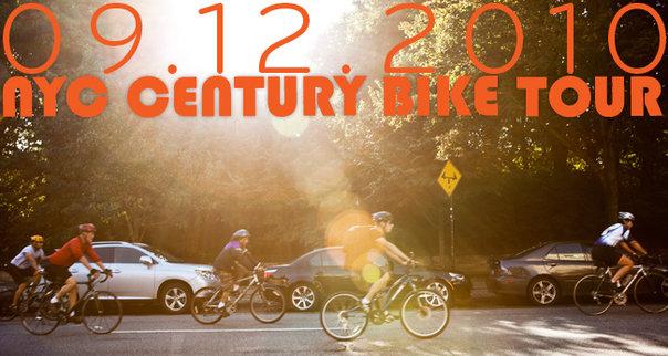 2010 NYC Century Tour