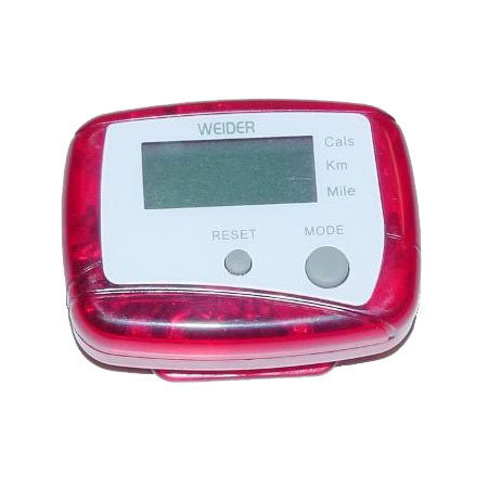 Weider Pedometer made by Icon Health & Fitness
