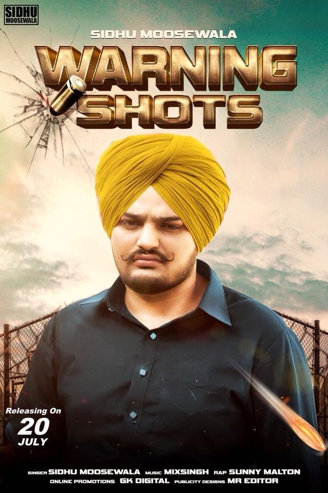 mrjattt - Warning Shots - Sidhu Moose Wala - MrJatt Latest Punjabi