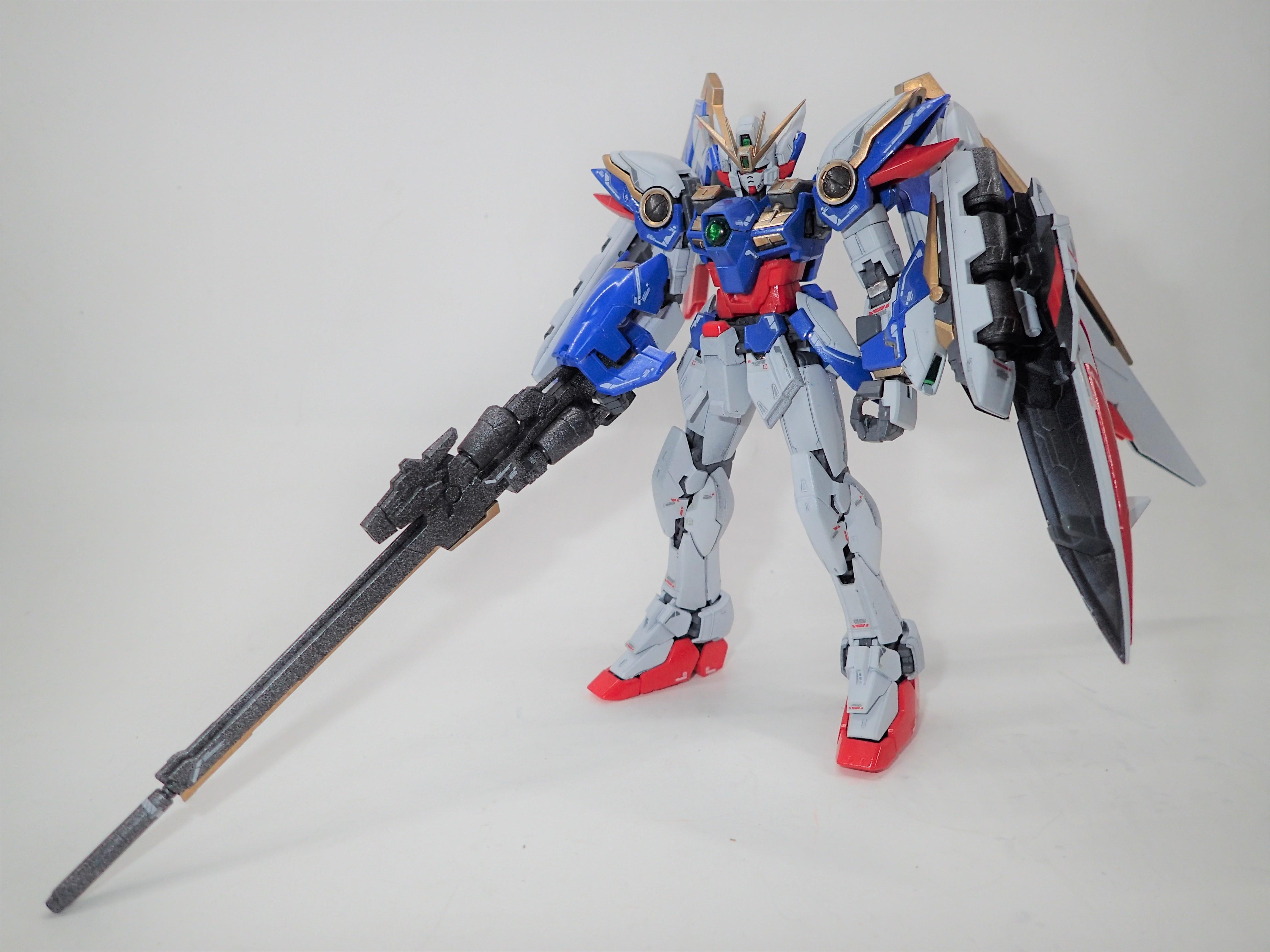 [分享] RG Wing Gundam EW