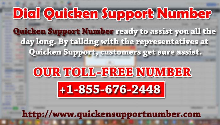 Deven Clark - Dial Quicken Support Number +1-855-676-2448