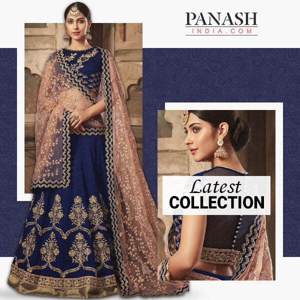 Panashindia Get Indian Clothes Online In Usa With Easy