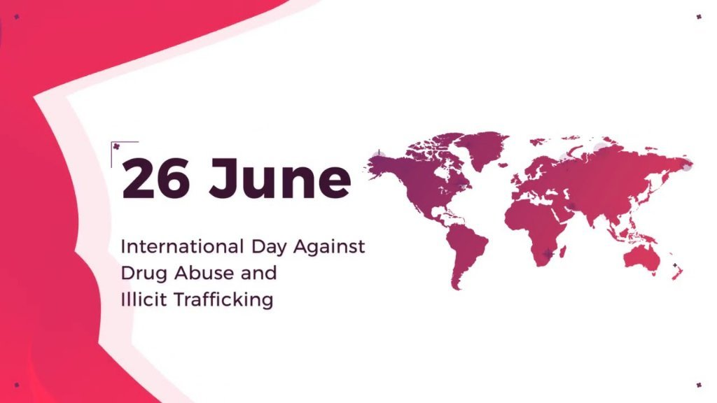International Day against Drug Abuse and Illicit Trafficking - PillsBills