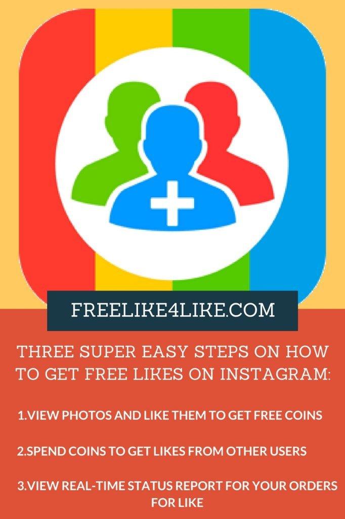 Freelike4like Com Website Turbo Like For Instagram Android