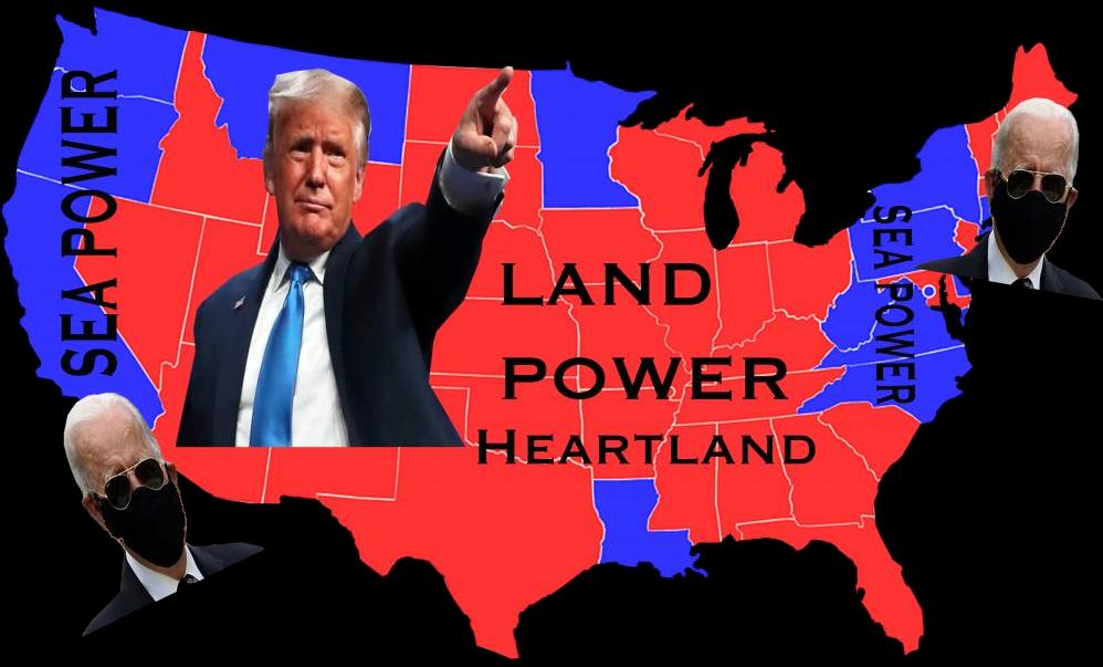 USA:n Presidentinvaalit -- Geopoliittinen Näkökulma