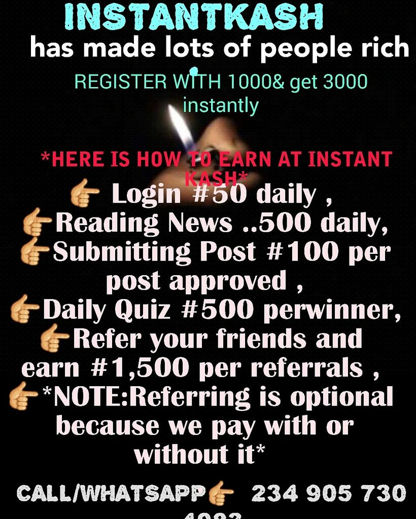 Multi_one_marketing_Community - Welcome to instantkashJOIN OUR