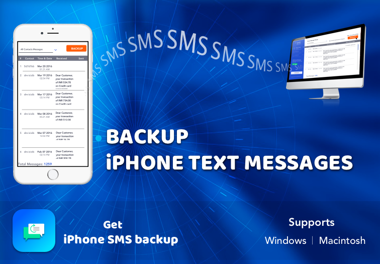 satishpindi - How To Backup Text Messages On iPhone Are You
