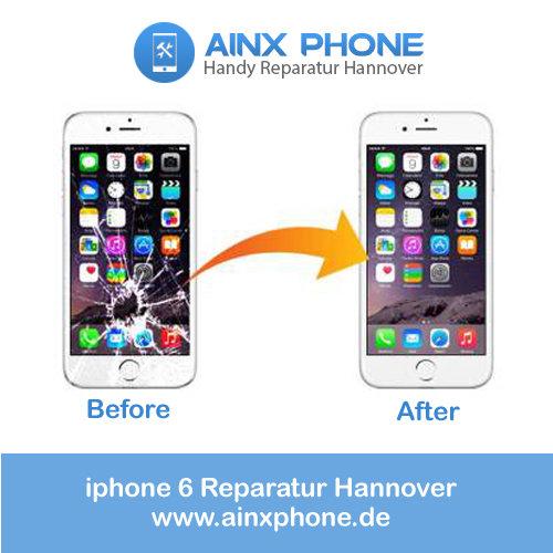 So finden Sie die beste iPhone 6 Reparatur in Hannover