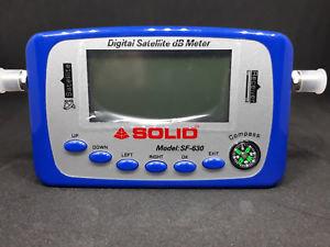 sachinshetty is HDS2 SF-309 Digital Satellite dB Meter