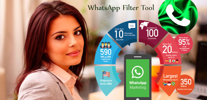 WhatsApp Marketing Software Supports   WhatsApp Filter Tool