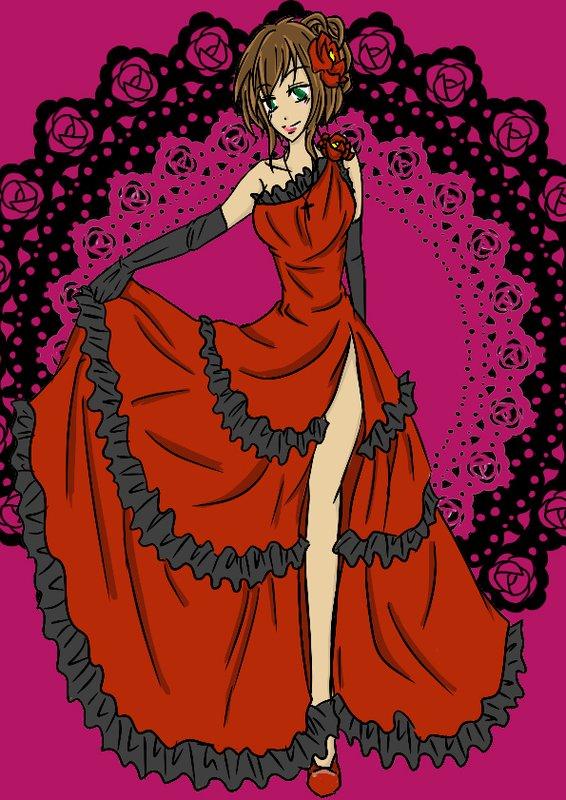 赤色新娘:愛麗莎(親分性轉)-熱情奔放(已完稿